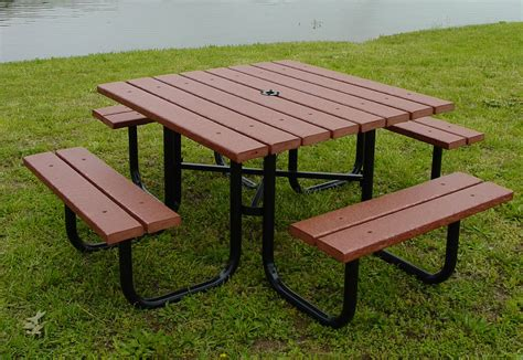 Furniture Gt Outdoor Furniture Gt Picnic Table Gt 4 Square