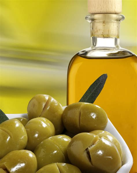 Pictures of Olive Oil