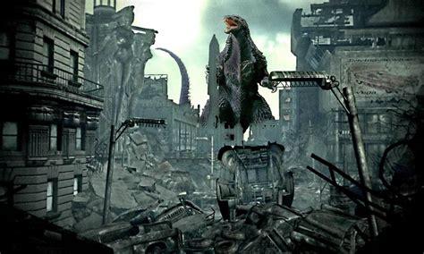 Godzilla Wallpaper And Background