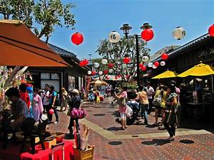 Japanese Village Plaza, Little Tokyo, Los Angeles ...