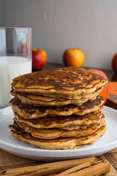 Sausage Pancakes Apple Syrup Cider Cooking Closet
