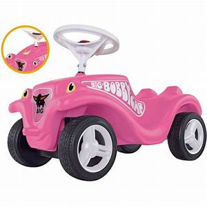 Bobby Car Mit Anhänger : simba big bobby car princess pink weiss fl sterr der ~ Watch28wear.com Haus und Dekorationen
