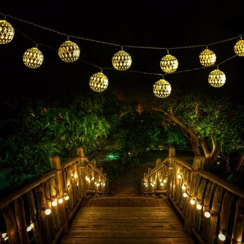 curtain fairy lights battery operated led globe string lights goodia battery operated 10 49ft
