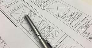 Ui  Ux Wireframe Examples  U0026 Design Analysis