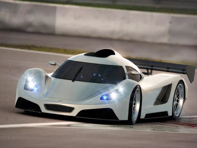 ib concept raven le mans prototype concept cars