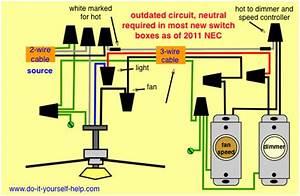 Electrical Wiring Diagram Ceiling Fan