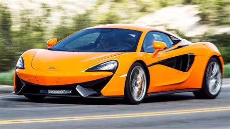 Mclaren Supercar :  Supercar Speed With Sports Car Fun