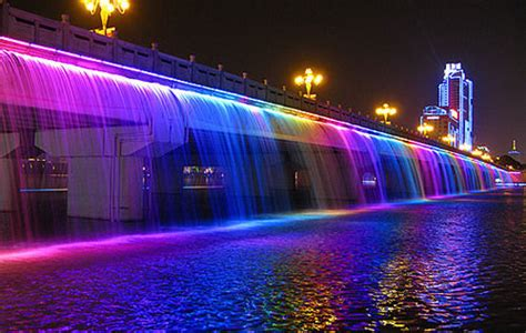 colorful waterfall pictures   images