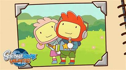 Scribblenauts Maxwell Sister Hat Games Probably Someone