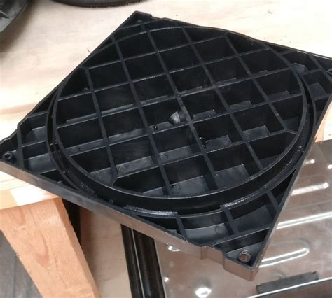 wavin access junction lid manhole cover mm