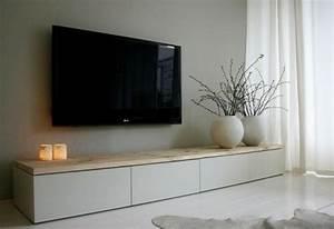Meuble Deco Design : meuble tv design ikea ~ Teatrodelosmanantiales.com Idées de Décoration