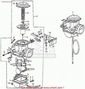 1984 Honda Xl125s Wiring Diagram