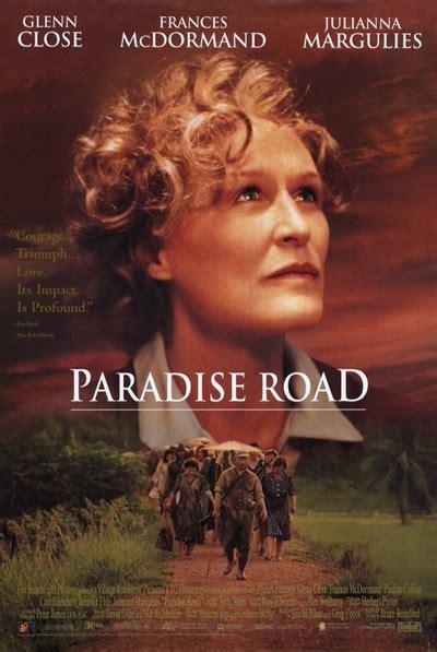 paradise road  review film summary  roger ebert