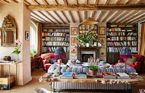 Amanda Brooks Invites Us Inside Her Dreamy English Country Home