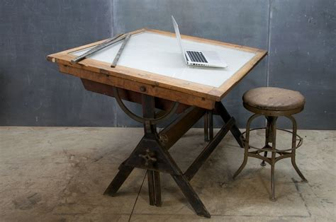 architects drafting light table factory