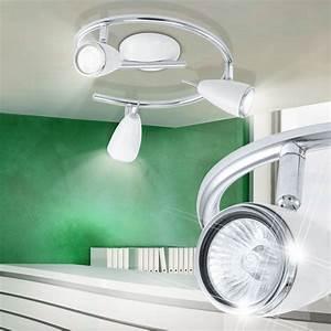 Decken Led Spots : 15 watt led spot leuchte decken lampe rondell beleuchtung wohnraum strahler kaufen bei ~ One.caynefoto.club Haus und Dekorationen