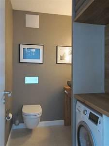 Gäste Wc Modern : g ste wc mit waschmaschine modern g stetoilette k ln von hansen innenarchitektur ~ Sanjose-hotels-ca.com Haus und Dekorationen