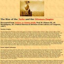The Rise Of The Ottoman Empire by Middle East History Pearltrees