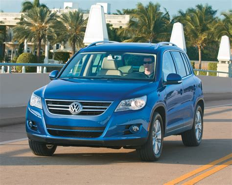 Volkswagen Tiguan Backgrounds by Volkswagen Vw Tiguan S Se Sel Awd Free 1280x1024