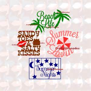 Free SVG Files Beach Quotes