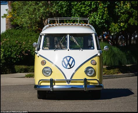 volkswagen van front vw cer van expected to sell for six figures in ca