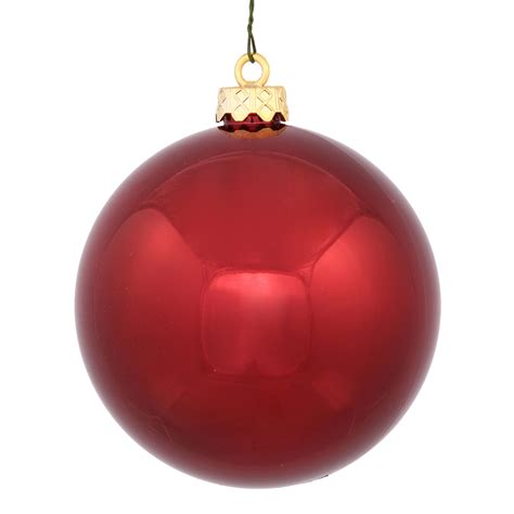 christmas ornaments 10 inch plastic ornaments