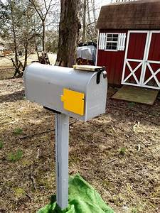 Mailbox, Flag, Mailbox, Not, Included, Made, In, Usa