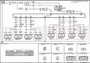 Mazda Protege  Protege5 Audio Wire Diagram
