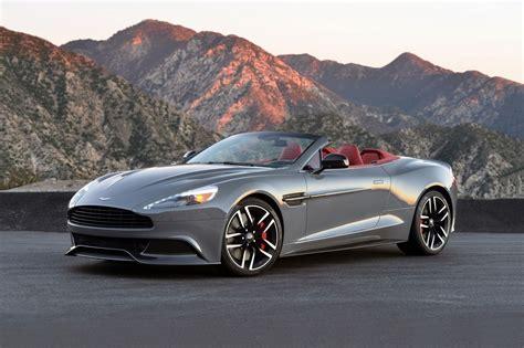 Aston Martin Vanquish Convertible by 2017 Aston Martin Vanquish Convertible Pricing For Sale