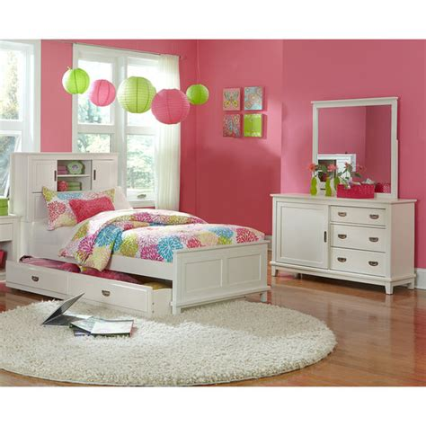 white bedroom furniture packages chadwick 5 bookcase bedroom package white