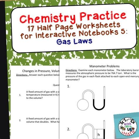 Chemistry Worksheets, The O'jays And Wells On Pinterest