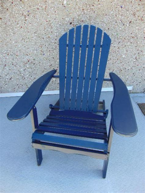 navy blue adirondack chairs folding wood adirondack anorak patio deck navy blue chair