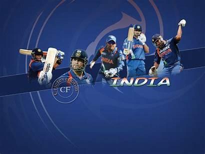 Cricket Team Wallpapers India Cup Desktop Indian
