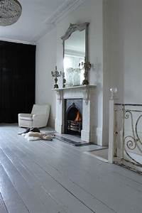 painted floorboards and colour scheme Lounge Pinterest