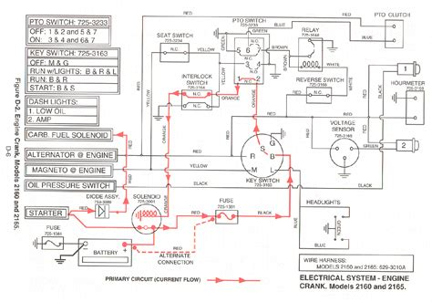 2165 Cub Cadet Wiring Diagram by I Am To Repair The Wiring On My Cub Cader 2165 With