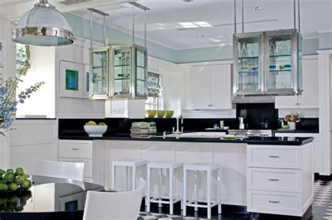 kitchen cabinet varnish a lesson in scale traditional home 2838