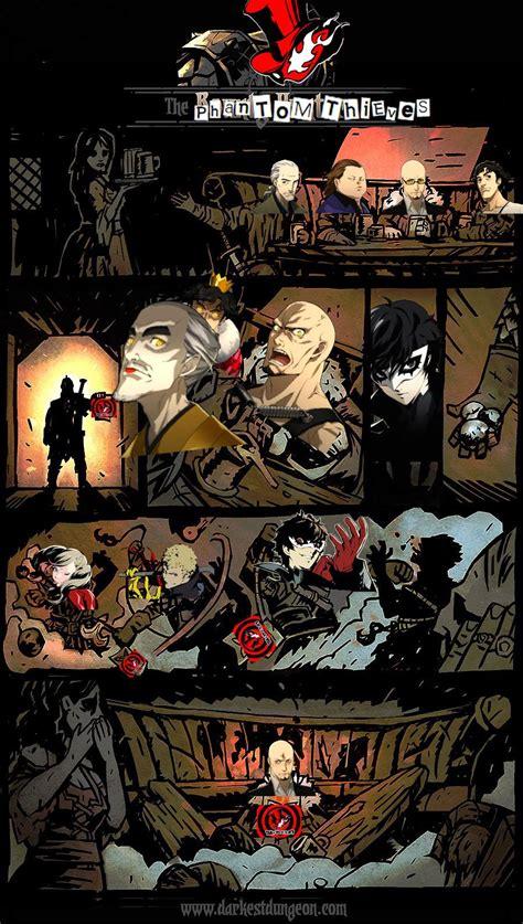 Darkest Dungeon Memes - meme persona 5 x darkest dungeon darkestdungeon
