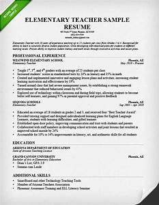 15 professional teacher resume recentresumescom With experienced teacher resume