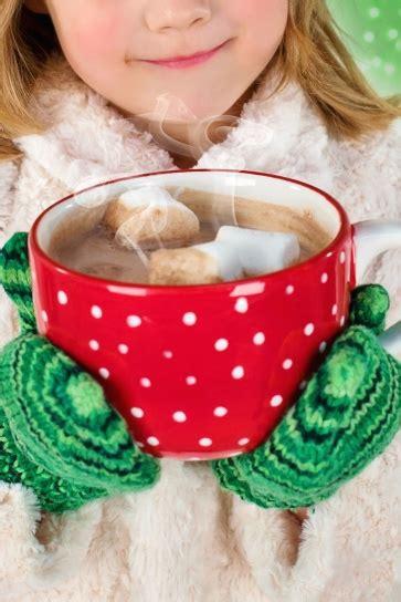 picture girl hot chocolate mug person cocoa