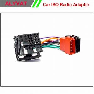Car Radio Iso Wiring Harness For Renault Fluence Megane Iii Scenic Grand Scenic Wire Cable