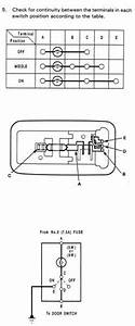 Vigor Map Light Wiring Diagram- Desperate - Honda-tech