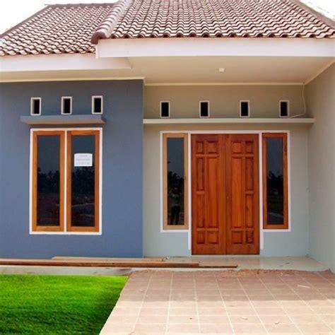 desain rumah sederhana  elegan gambar  tips