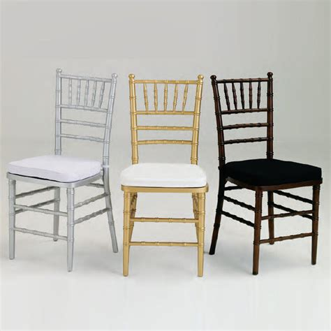 Type Of Chairs For Events by Wood Chiavari Chairs Color Choice Special Events And