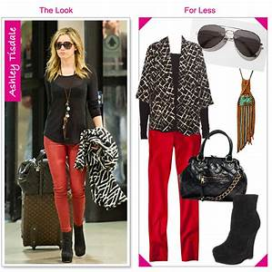Red Skinny Jeans Outfit | Jeans To
