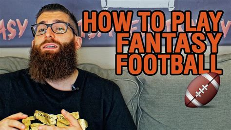 play fantasy football video tutorial
