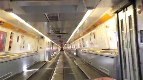 Boarding The Eurotunnel Le Shuttle Train At The Calais