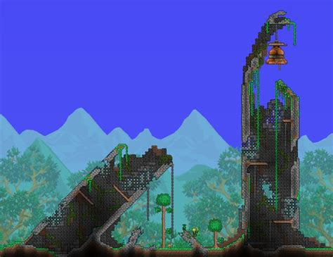 58 Best Images About Terraria Examples On Pinterest