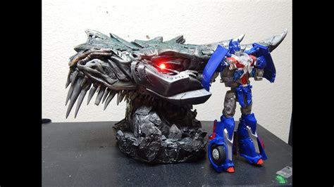 Transformers Custom Movie Screen Accurate Tf4 Aoe In Scale