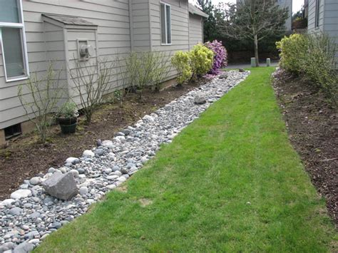 drainage for yard tips for installing a french drains home owner care