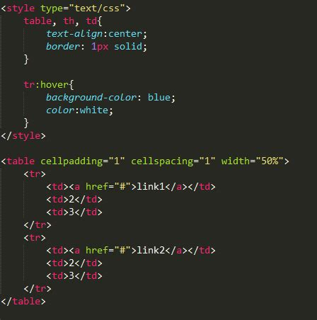 css change link color jquery change link color of when hover stack overflow